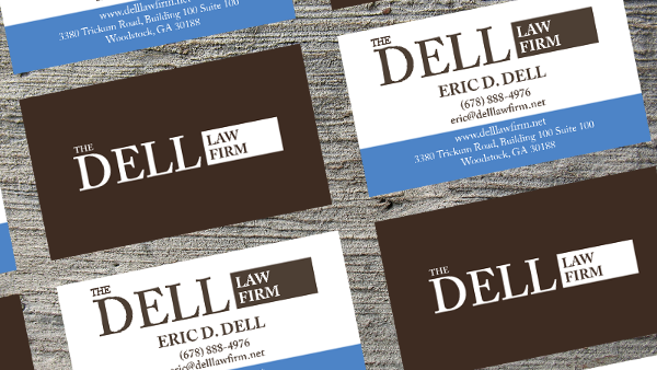 Dell Firm Business Cards