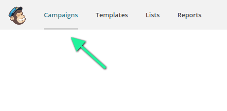 Step 1 - Click Campaigns